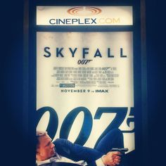 Im glad they still have this  #MoviePoster for  #Skyfall at  #STC so whatya think guys? Are u gonna see it soon?  #JamesBond #007 #JamesBond007 #JamesBondWillReturn #Adele #LetTheSkyfall Im glad they still have this  #MoviePoster for  #Skyfall at  #STC so whatya think guys? Are u gonna see it soon?  #JamesBond #007 #JamesBond007 #JamesBondWillReturn #Adele #LetTheSkyfall