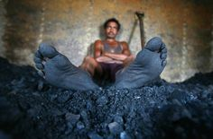 Photo of the Day: Indian Laborer Takes a Rest - SPIEGEL ONLINE