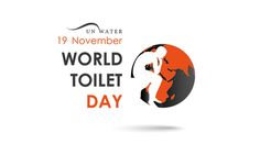 Despite progress toward the Millennium Development Goals, one in three people do not have a basic toilet. World Toilet Day is raising awareness about the need for all human beings to have access to sanitation. World Toilet Day, Sustainable Management, World Water, Have A Happy Day, Get Schwifty, Header Image, Man Logo, What The World, Italia