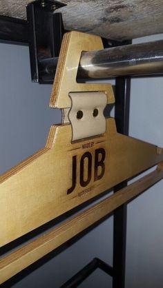 Kledinghanger madeby-job
