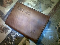 Front view of Bible cover
