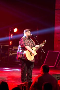 Big Daddy Weave performs in Indianapolis during the K-LOVE Christmas Tour. #KLOVEChristmas #KLOVEIndy