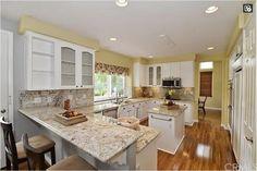 Marble counter tops - 16 Promontory, Rancho Santa Margarita, CA, 92679