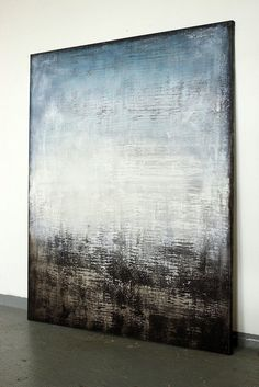 201 7 - 1 20 x 100 cm - Mischtechnik auf Leinwand , abstrakte, Kunst, malerei, Leinwand, painting, abstract, contemporary,...