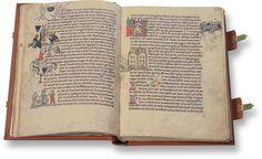 Buch der Welt – Die sächsische Weltchronik - Faksimile Verlag, München