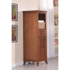 """Magick Woods 18"""" Ashwell Collection Linen Cabinet"""