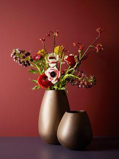 Koyu ve Asil: 2846 Bağ Bozumu Marsala, Pantone Colors 2015, Jotun Lady, Flower Show, Summer Flowers, Ikebana, Decoration, Color Trends, Color Inspiration