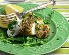 Simple Oven-Baked Sea Bass