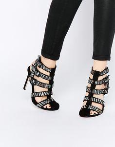 ASOS EMOGEN Gladiator Shoe Boots