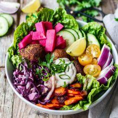 Burgerbowl: Diese neuen Bowl-Rezepte erobern unsere Herzen im Sturm