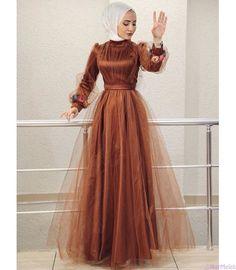 Hijab Prom Dress, Muslimah Wedding Dress, Hijab Evening Dress, Muslim Dress, Evening Dresses, Wedding Hijab, Dress Wedding, Modest Fashion Hijab, Modern Hijab Fashion