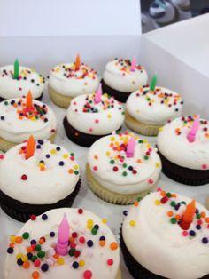 Georgetown Cupcake Birthday Cupcakes