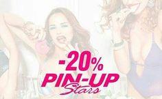 It's Sale Time!  La Collezione Pin Up Stars SS17 con il 20% di sconto. Approfittane subito!!! #saldi #Bikini #mare #sole #estate2017 #instalike #instalook #instalove #instagrame #like4like