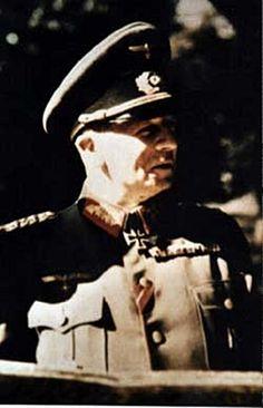 Gen.d. Inf. Friedrich Materna, Kommandeur 45.InfDiv