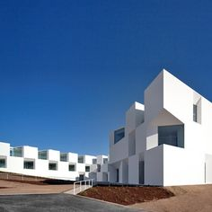 ALCACER DO SOL   House for elderly people by Aires Mateus Arquitectos
