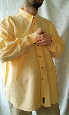 #twitter#tumbrl#instagram#avito#ebay#yandex#facebook #whatsapp#google#fashion#icq#skype#dailymail#avito.ru#nytimes #i_love_ny     ben sherman men yellow Casual Shirts size xxl #BenSherman #ButtonFront