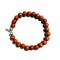 8 mm obsidienne 7 Chakra Bracelet Bless Unisexe chakas Tibet Argent Manchette Méditation