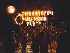 Beginner's Guide Full Moon Party in Thailand Full Moon Party Thailand, That One Friend, Dance The Night Away, Adventure Is Out There, Kinds Of Music, Thailand Travel, First Night, Things To Do, Sunrise