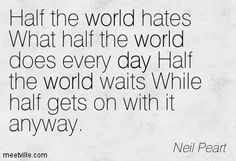 neil peart quotes life - Google Search