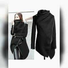 Dai un'occhio a questo oggetto in Depop   http://depop.com/it/fashionvictimisfactory/mantella-cappotto-donna-urban-style.
