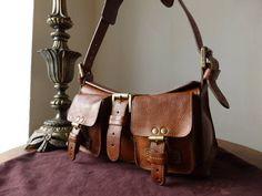 2cbdd45467 Mulberry Blenheim (Vintage) in Oak Darwin Leather - SOLD