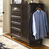 Found it at Wayfair - Steel Magnolia 4 Drawer Gentleman's Chest