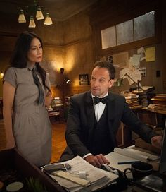 """""""Elementary"""" Tag, You're Me"""