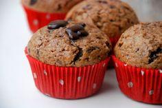 Čokoládové muffiny aneb čokoláda, kam se podíváš!