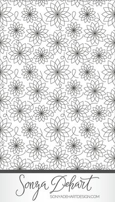 Surface and Pattern Design by Sonya DeHart