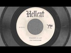 Thanks A Lot - Tim Timebomb and Friends