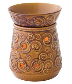 <3 Merino Scentsy Warmer DELUXE - DSW-MERI  This one was my first warmer when I started using Scentsy.