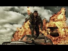 A Behind-the-Scenes Look at the Camerawork & Special Effects in the Film 'Mad Max: Fury Road'