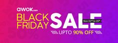 Offers in Dubai: Awok Black Friday deals