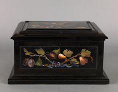Caja de piedras duras - Colección - Museo Nacional del Prado