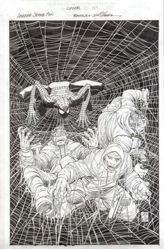 John Romita Jr. Check out Pete's review of Andy Schmidt's The Insider's Guide To Creating Comics and Graphic Novels here: http://chaptersandscenes.wordpress.com/2014/03/16/pete-reviews-the-insiders-guide-to-creating-comics-and-graphic-novels/
