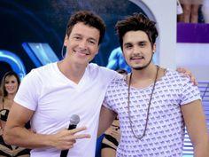 Luan. S - A Bússola: Segredos obscuros: Rodrigo Faro revela a lista negra de Luan Santana