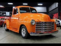 1948 Chevrolet Pickup Test Drive Classic Muscle Car for Sale in MI Vanguard Motor Sales - YouTube