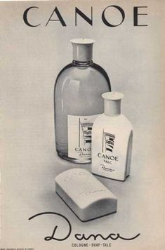 Vintage Perfume Ads of the 1960s