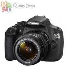 NEW-Canon-EOS-1200D-Body-EF-S-18-55mm-f-3-5-5-6-IS-II-Lens-Kit-with-Warranty