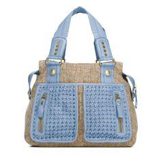Handtasche Ni´Ce Ihau O´Ahu Blue