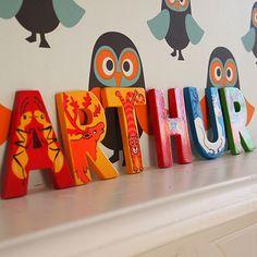 Kids nursery decoration + furniture ideas