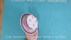 Sandra's kaarten & creaties: hoedje easel kaart met tutorial Easel Cards, Scrabble Letters, Scrapbook, Crafty, Washi, Scrapbooking, Guest Books, Scrapbooks