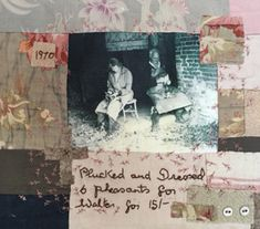 Mandy Pattullo / Thread and thrift