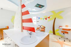 Dental clinic for children with a gorgeous design Dent Estet 4 Kids - Hamid Nicola Katrib - www.homeworlddesign. com (8)
