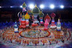 Sochi Olympics - Opening Ceremony