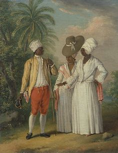 Free West Indian Dominicans. Great for discussing different constructions of race.