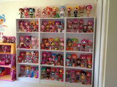 Displaying Your Dolls | LaLaLoopsy Fan Club