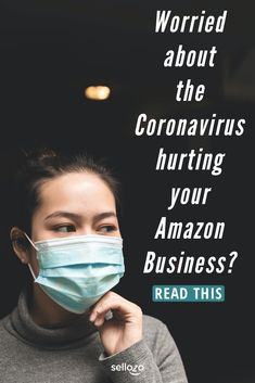 Click the link below to read this article if you are worried about this global pandemic hurting your Amazon business!   #amazonsellers Amazon Fba, Sell On Amazon, Amazon Seller, No Worries, It Hurts, Reading, Business, Link, Things To Sell
