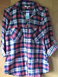 Liffey Button Down Top - This needs to be in my closet!