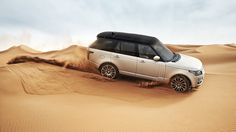 All new Range Rover from Land Rover http://www.autorevue.at/aktuell/land-rover-neuer-range-rover-paris-messe-news.html